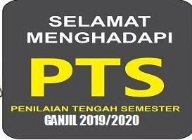 PTS Ganjil 2020/2021