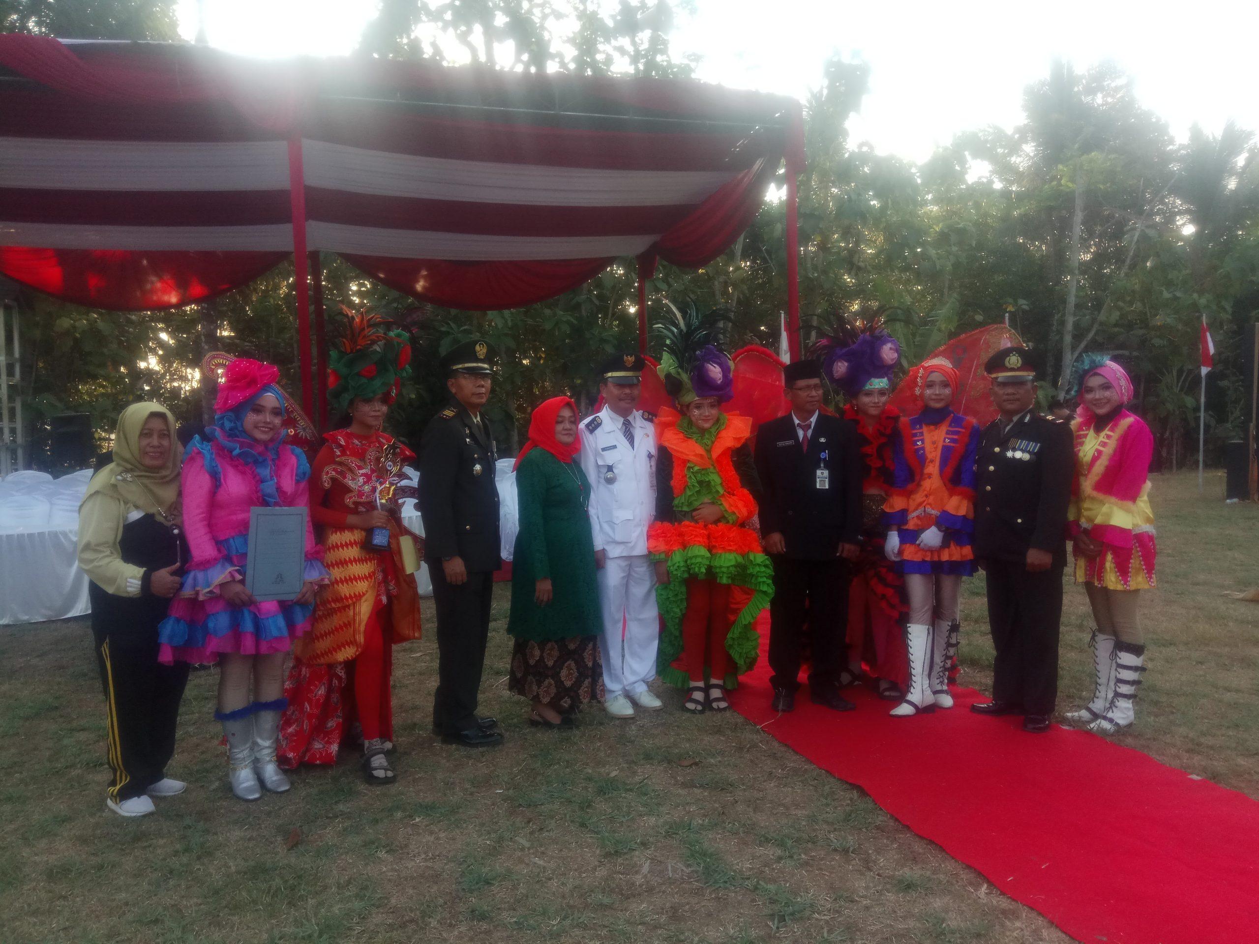 Juara 1 Karnaval HUT RI Ke-74 Se-Kecamatan Jatinegara